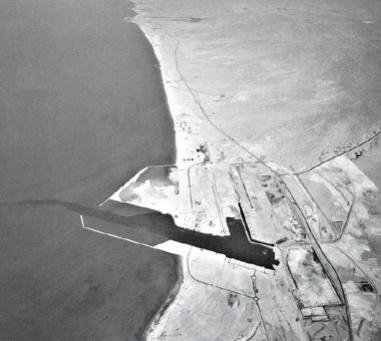 Cebel Ali Limanı ve erişim koridoru