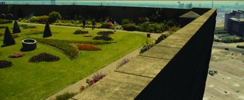 Mimarın bahçesi